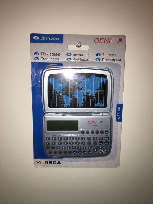 Traducator de buzunar Genie YL-950A,nou