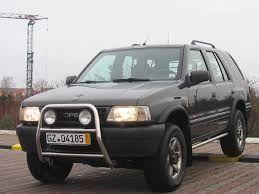 Opel Frontera B 2,2 D și 2,2 B