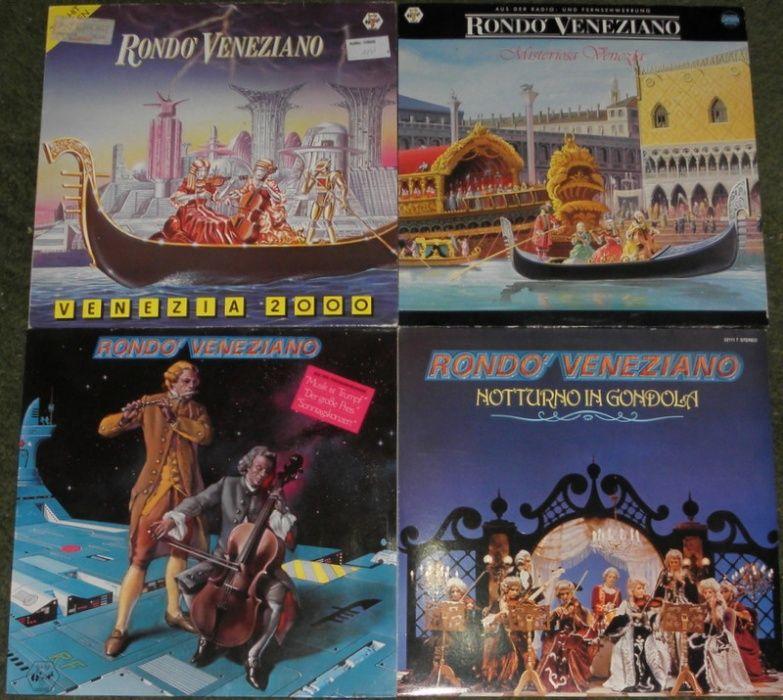 vinyl/vinil Rondo Veneziano ,5LP la 100 lei sau separat la 25 bucata
