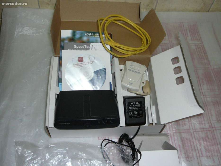 Router Speed touch 516 Thomson