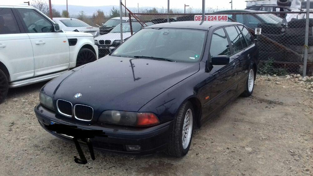 -=НА ЧАСТИ=- BMW 525 tds Бмв Е39 525 ТДС 1999 ръчка комби с. Равда - image 1