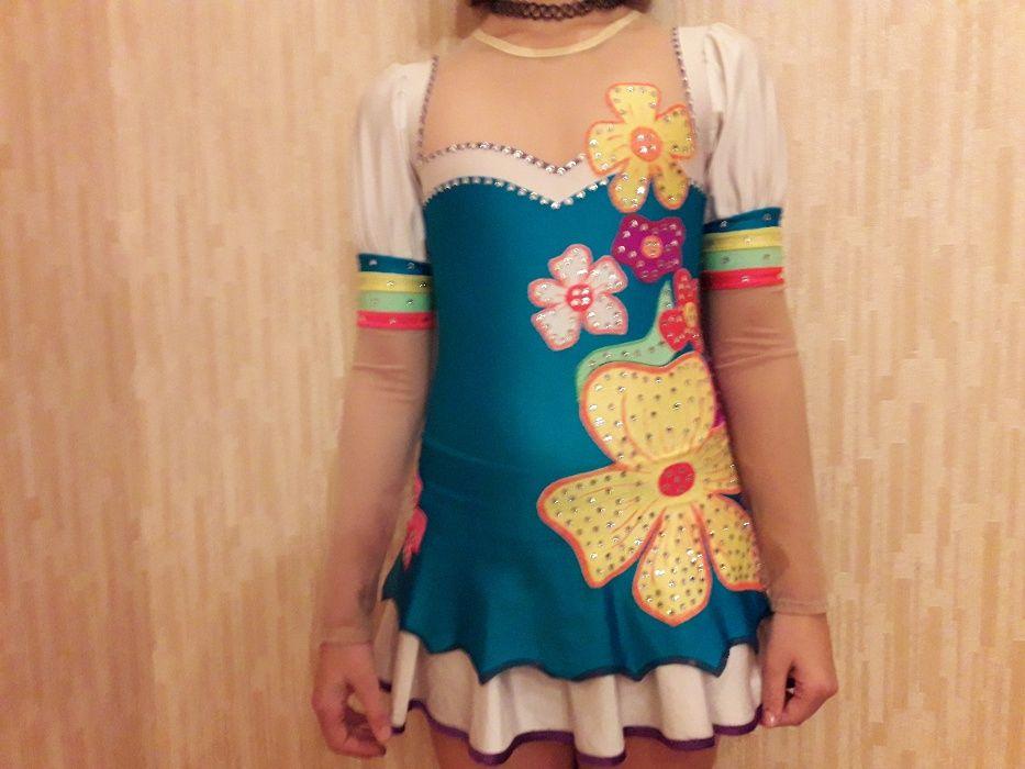 Продам платье для выступлений по фигурному катанию