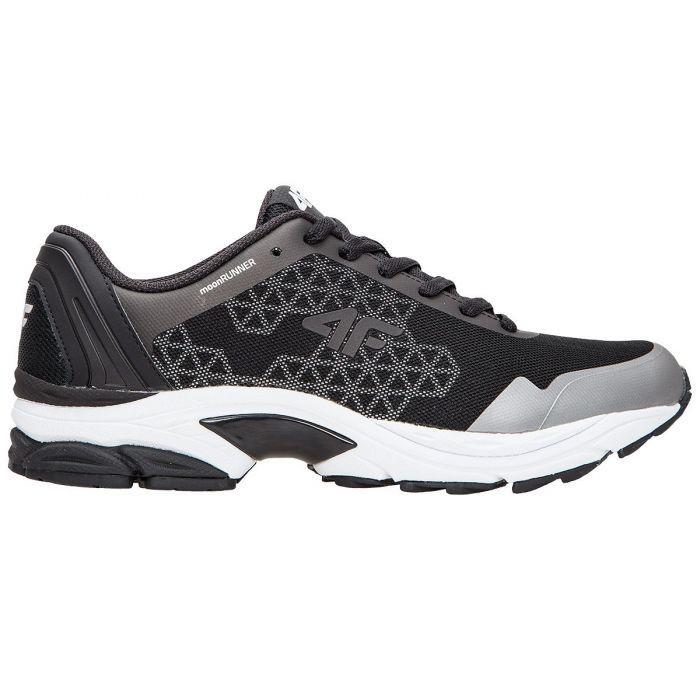 4F, Pantofi cu detalii reflectorizante, pentru alergare, Street Racer