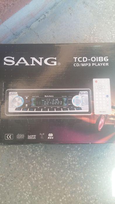 CD MP3 player SANG TCD-0186 за автомобил