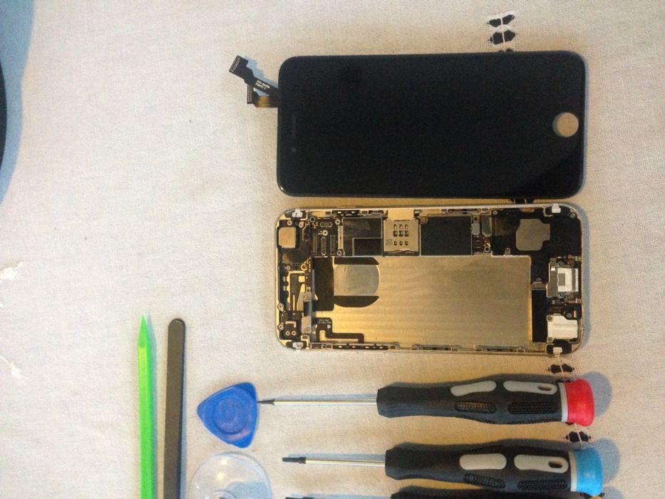 Temos ecrãs para todo tipo de iPhone