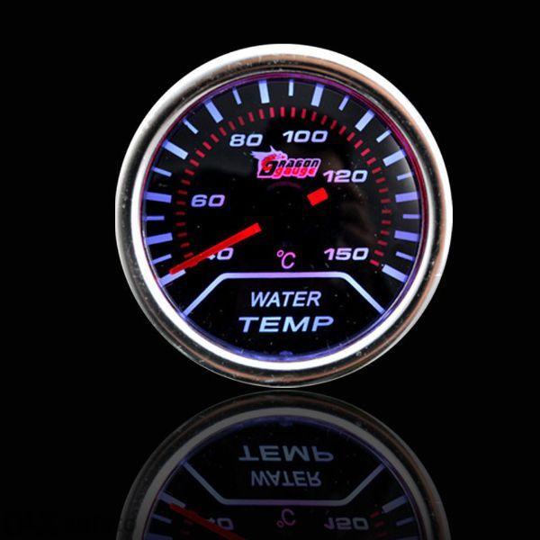 Измервателен уред 52мм температура на водата и други уреди буустметър