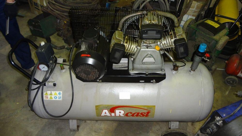 Ремонт компрессора, генератора, пушек и любого оборудования