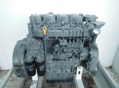 Motor Liebherr pentru excavatoare, vole, buldozere