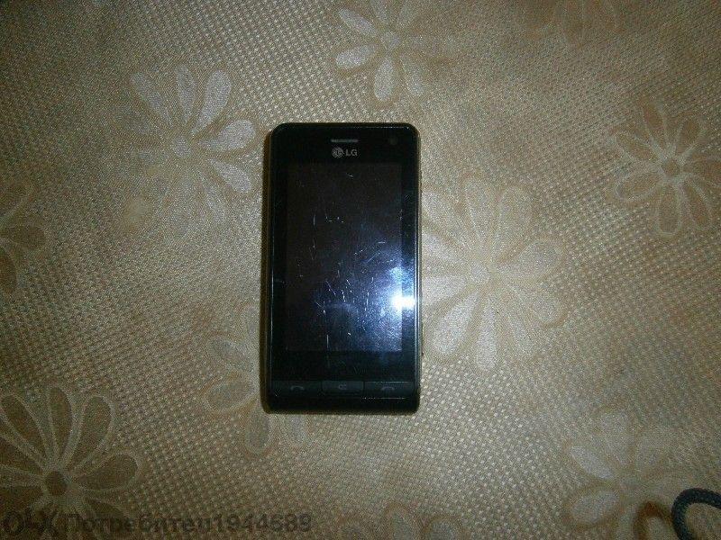 Телефон LG - Ku990i