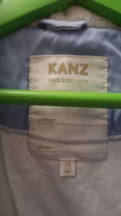 Продам куртку на мальчика с 3 до 6 месяцев Kanz Германия