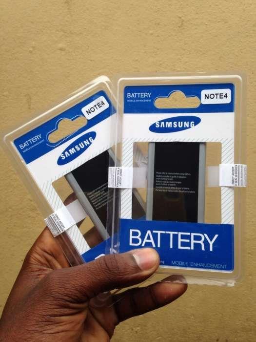 Baterias Note 4 qualidade de confiança