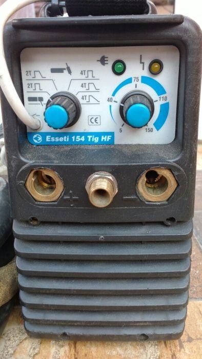 Aparat sudura Esseti 154 Tig HF