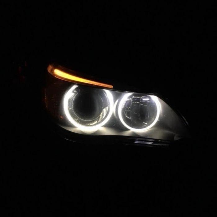 Led крушки2х20 angle eyes Лед маркер BMWангелски очи за E39 E60 E90