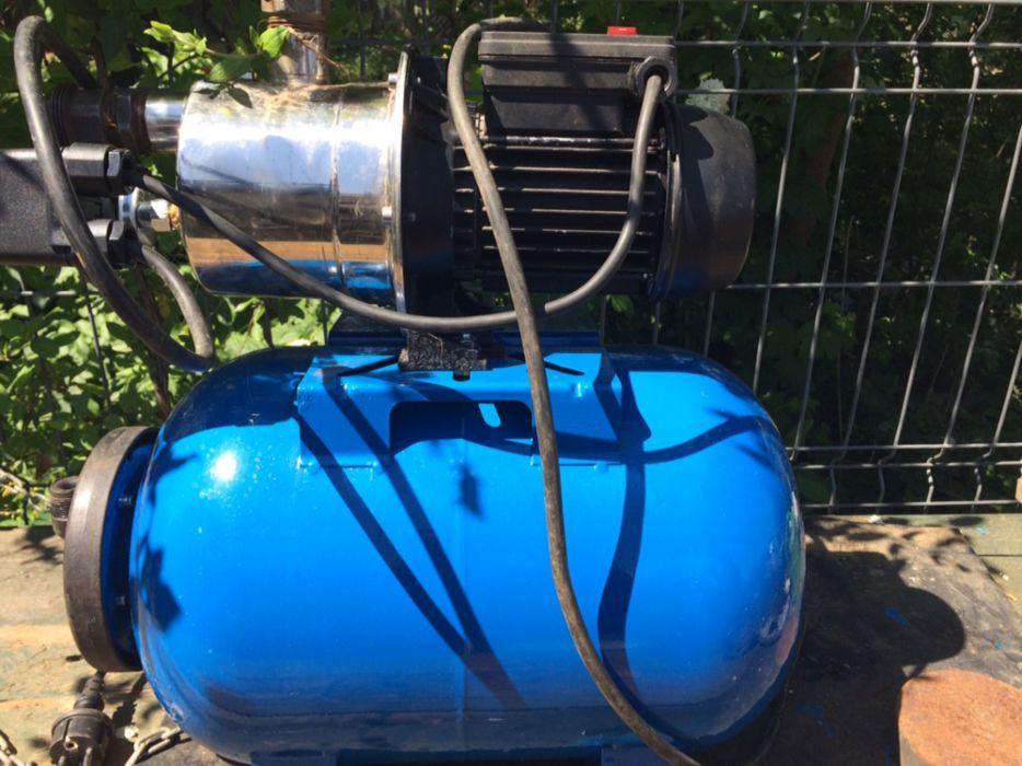 Hidrofor Imera INOX Italia cu bazin 24l revizionat cu GARANTIE