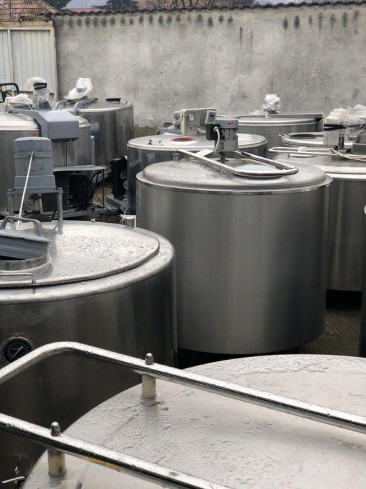 tanc răcire lapte 650 550 500 330 mono fazic cu ceas electronic frigot