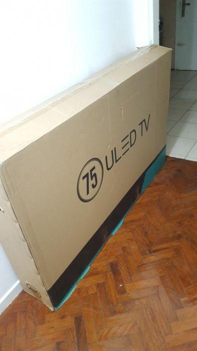 """TV 75 """" Smart Tv"""