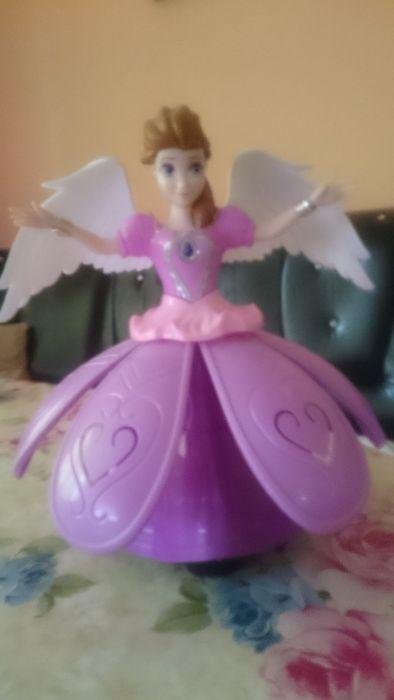 Пеева кукла принцеса ана