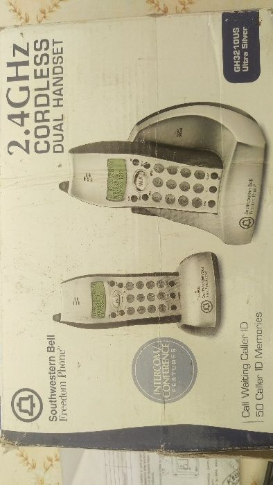 telefon fix mobil set