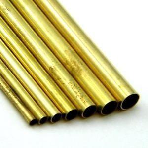 Teava alama 20x1.5x4000mm rotunda CuZn37 CW508L cupru inox aluminiu