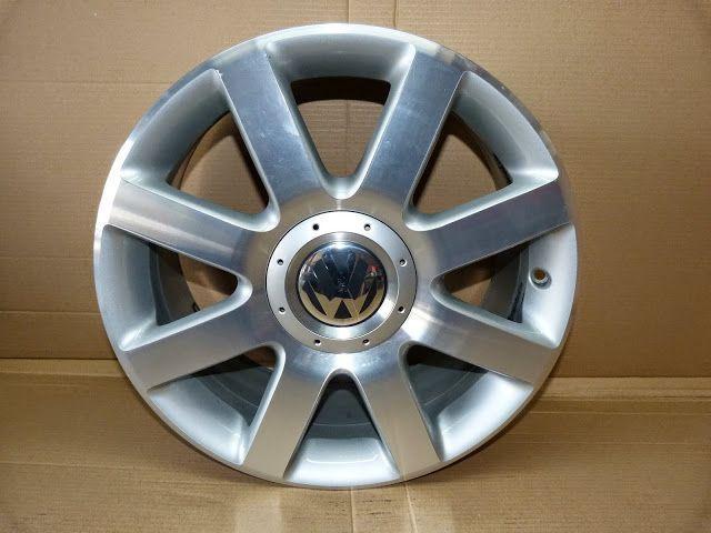 Jante Noi VW Originale R17 5x112 Indianapollis Bucuresti - imagine 2