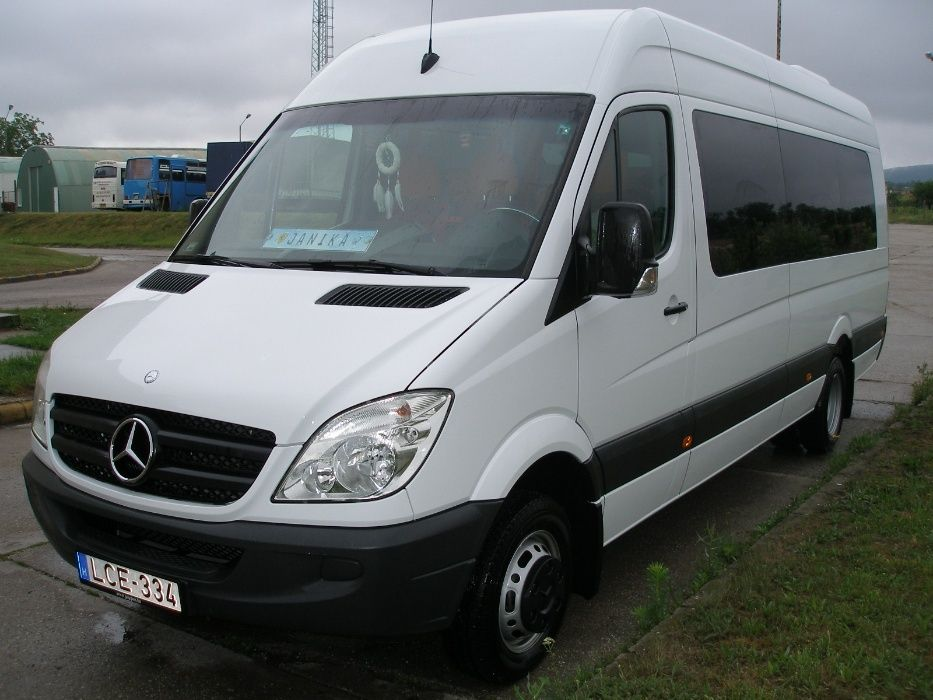 МЕРЦЕДЕС Бенц Спринтер Mercedes Benz Sprinter 2007 на части
