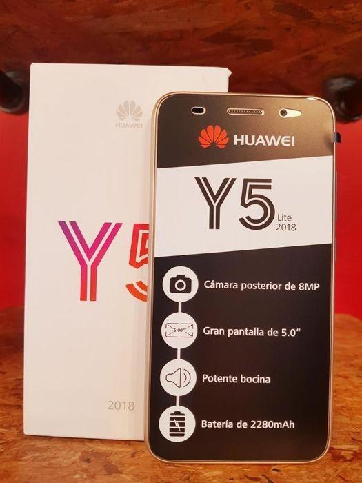 Huawei Y5 lite hands 2018