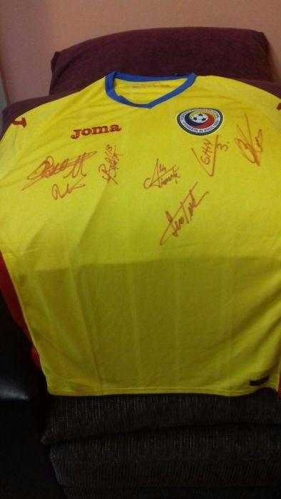 Vând tricou de colecție echipa națională a romaniei