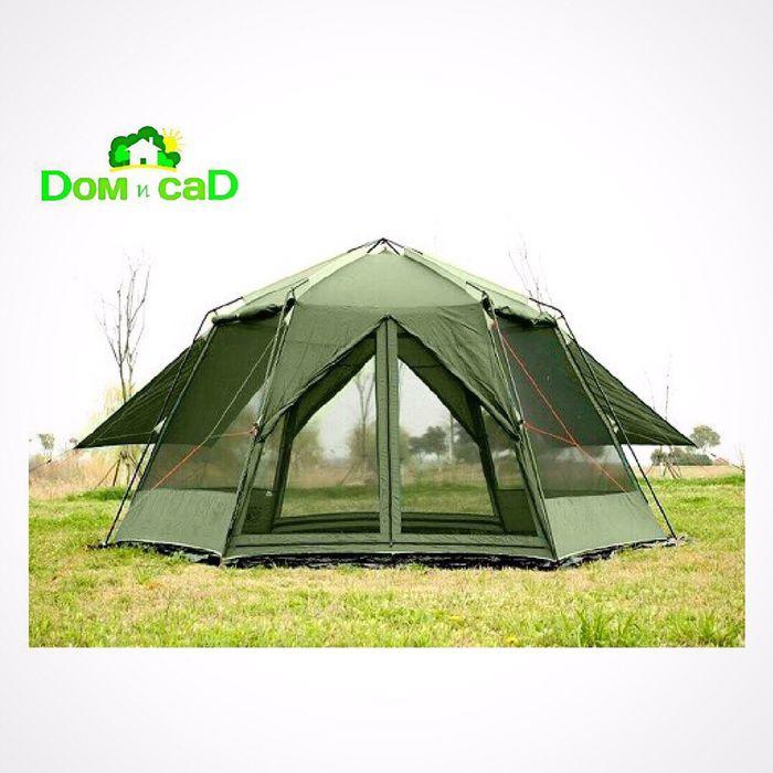 Люкс Шатер-Палатка 420х385. 6-угольная. Доставка бесплатная.