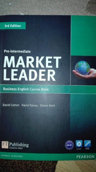 Pre-intermediate - MARKET LEADER - Business English Course Book