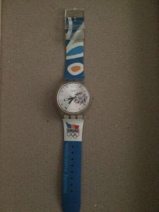 ceas Swatch ediție limitată