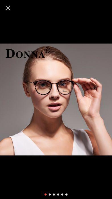Rame ochelari lentile rotunde vintage feminini plastic metal