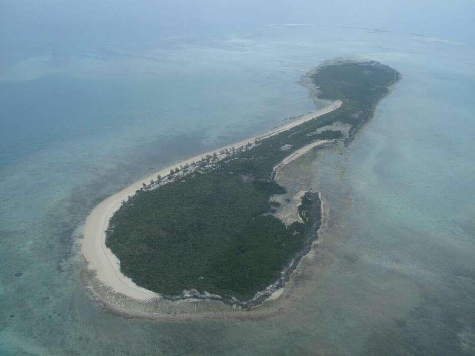 Vende se ilha em cabo Delgado tem 7,538hectares pista de aterragem