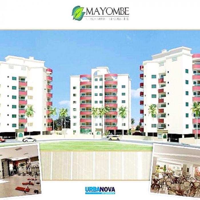Vendemos Apartamento T3+1 Cobertura Duplex Condomínio Mayombe Talatona
