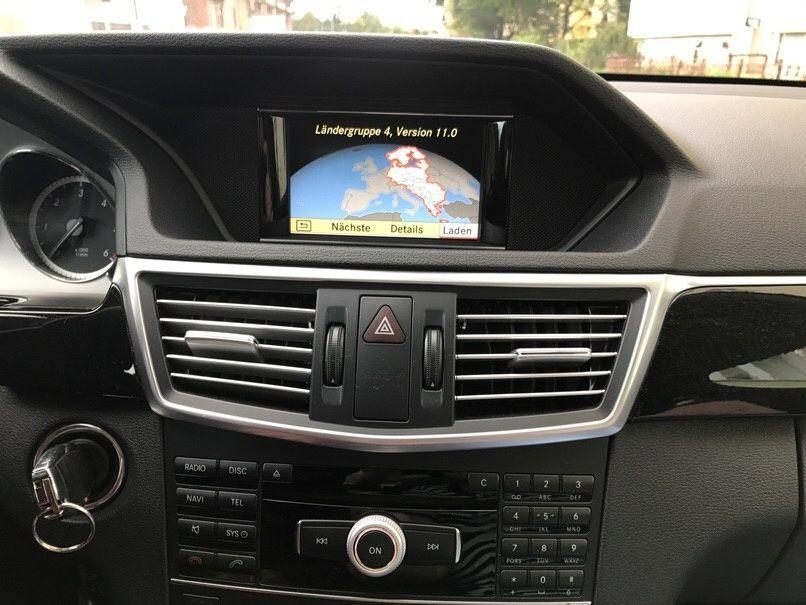 CD DVD Harta GPS navigatie MERCEDES B C CLS E GL GLK ML R S class 2018