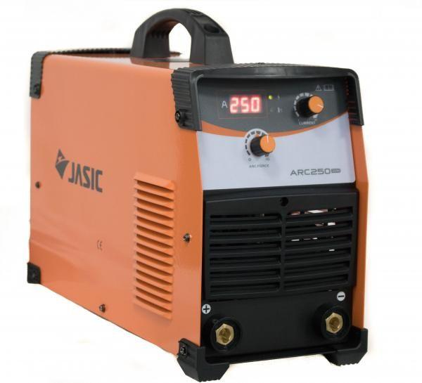 Aparat de sudura tip invertor Jasic ARC 250, 20-250A - 53009