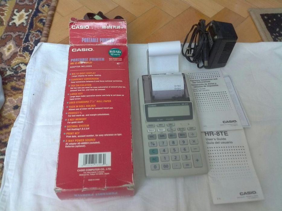 Portable printer casio