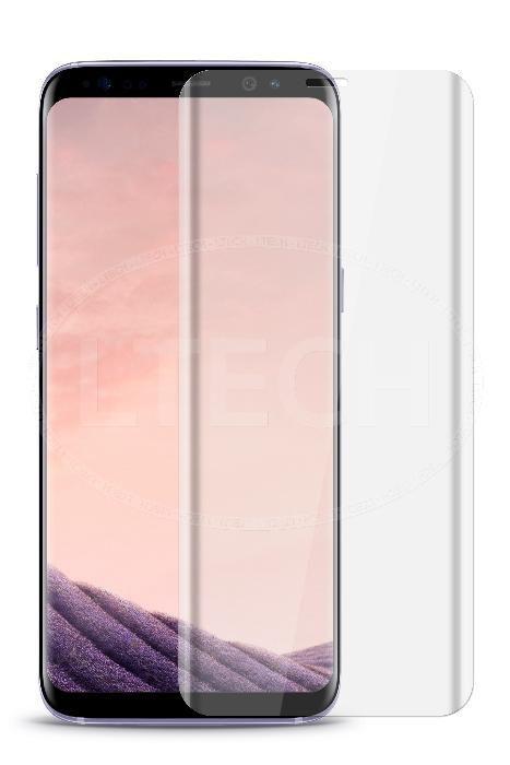 Стъклен протектор за Samsung Galaxy S8+ S8 Plus G955 FullFace