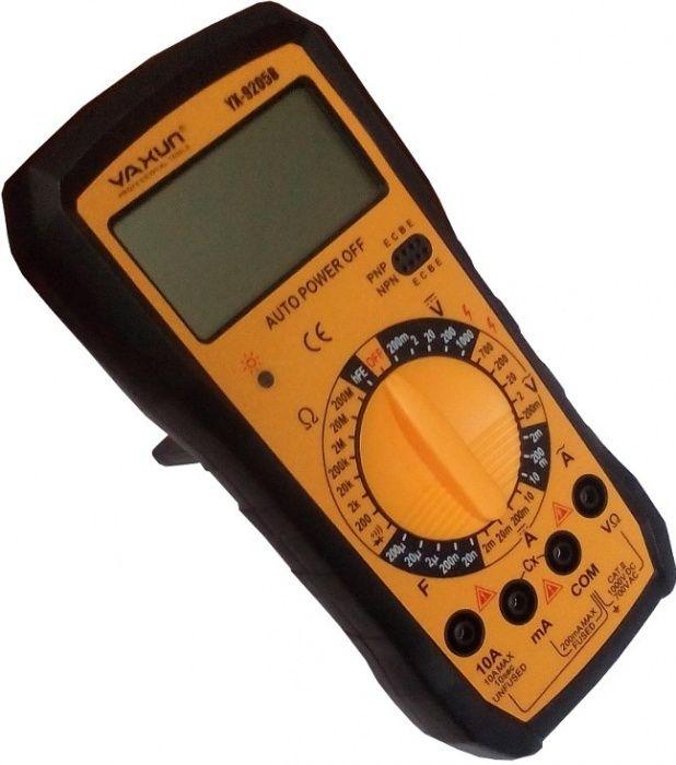 Мультиметр цифровой yaxun 9205b