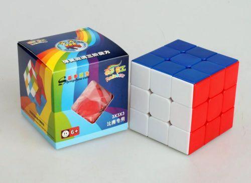 Cub Rubik Shengshou Stickerless 3x3x3