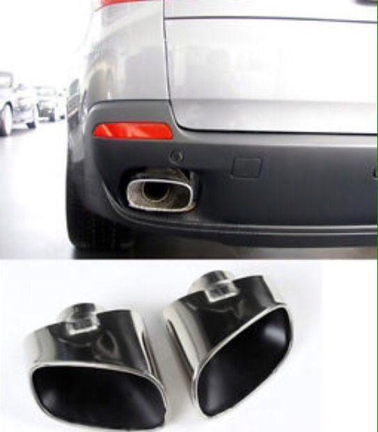 Накрайници за ауспух БМВ Х5 Е70 BMW 4.8 X5 M5 генерация 30д Х драйв СД
