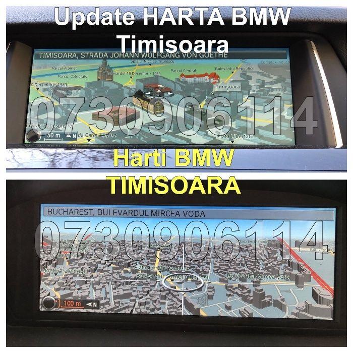 Update BMW Harti 2018 CIC NBT CCC Seria 1,3,4,5,6,7,X1,X3,X5,X6 E F