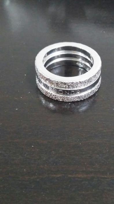 Дизайнерски пръстен Pianegonda