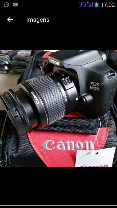 Vende-se maquina Canon