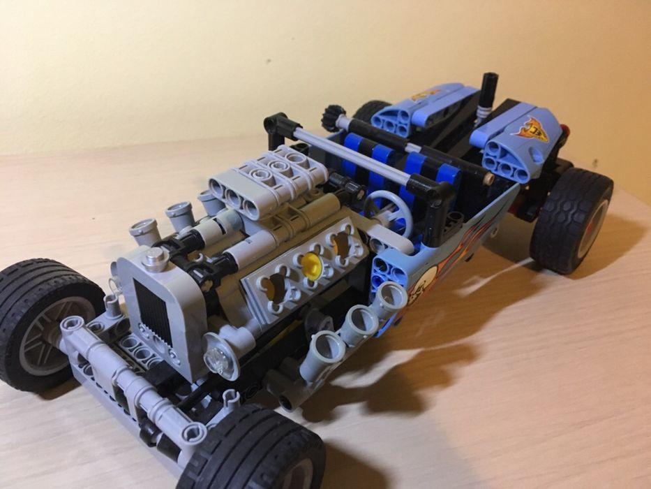 LEGO Technic Masina tunata 2in1 42022