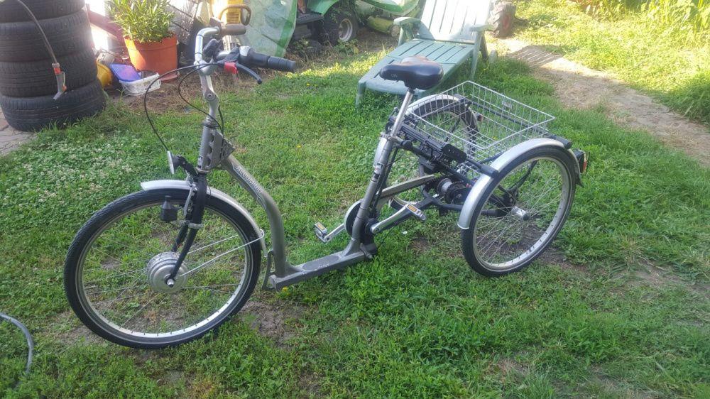 Tricicleta adulți electrica