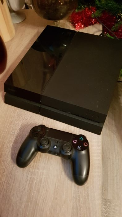 Play station 4, Ps4 500 gb