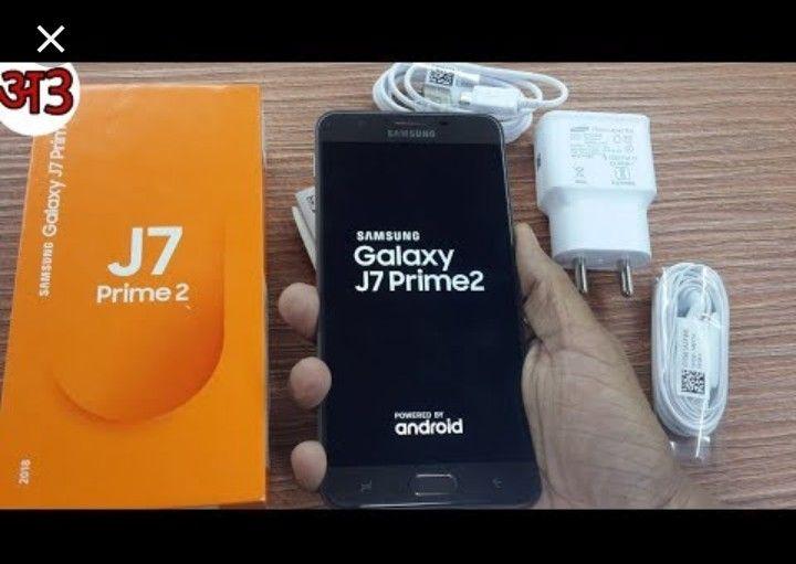 Samsung J7prime2 selado com garantia