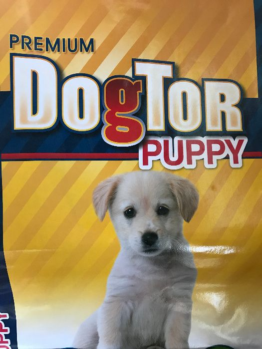 DogTor Premium Puppy / Junior / Energy / Large 15 kg / Храна за Куче