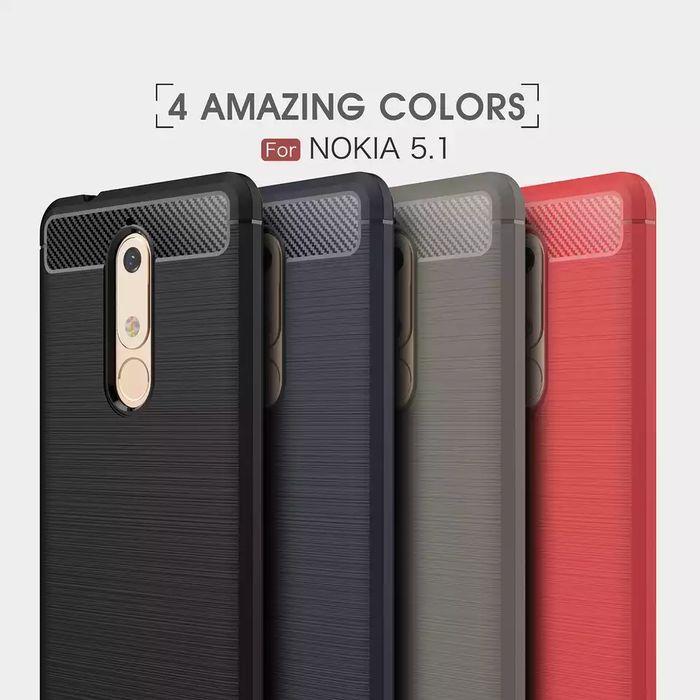 Кейс Rugged Armor за Nokia 2.1 / 3.1 / 5.1 / 5.1+ / 6.1 2018г
