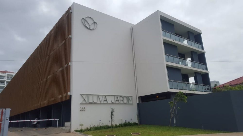 Arrenda-se Apartamento Luxuoso No Edifício Xiluva Jardim